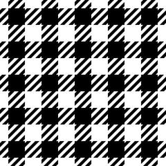 Seamless houndstooth pattern wallpaper. Seamfree hounds-tooth vector background.