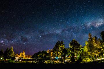 Milky Way over Lake Tekapo, New Zealand
