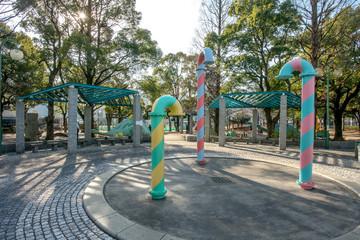 品川区立子供の森公園