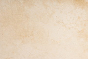 Beige paper texture background. Marble pattern cardboard