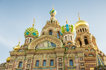 Cathedral of Our Savior on Spilled Blood