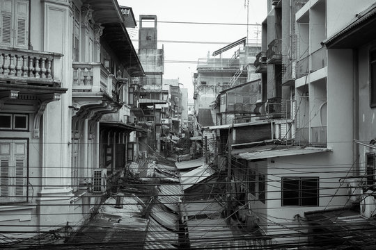 Monochrome Bangkok