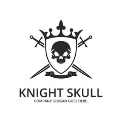 Knight Skull logo