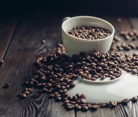 coffee, grain, mug, flavor