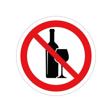 vin et alcool interdit