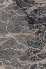 Patterned structure of dark gray marble pattern for design and t