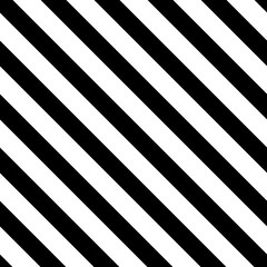 Vector diagonal stripes seamless pattern