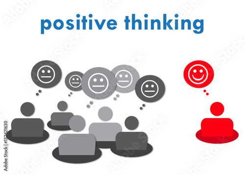 positive thinking thesis Transcript of power of positive thinking thesis statement although some people believe that having a positive attitude is the key to successi believe that having a.