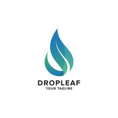 Aqua Leaf Logo