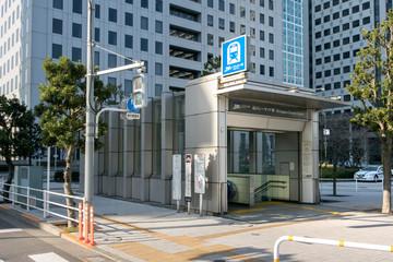 りんかい線品川シーサイド駅