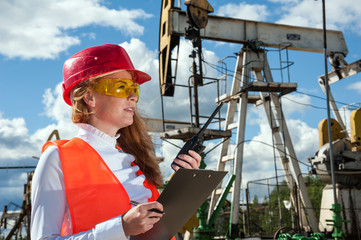 Oil and gas industry engineer.