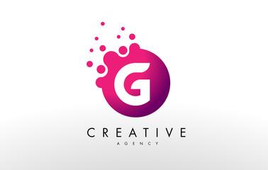Letter G Logo. G Letter Design Vector