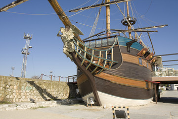 Varna, sailing ship