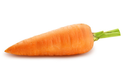One ripe carrot