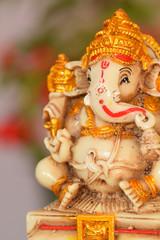 Hindu Gods Ganesha Statue
