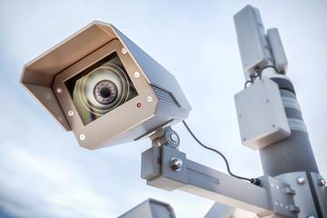 Videokamera mit Auge