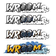 Vector comics icon