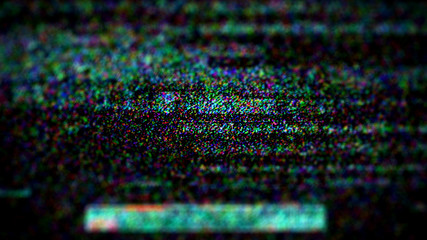 Colored Noise Grunge Grain Distorted Trendy Texture Background