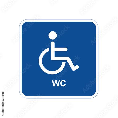 toilette handicap immagini e vettoriali royalty free su. Black Bedroom Furniture Sets. Home Design Ideas