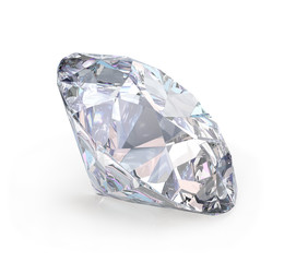Brilliant diamond jewel