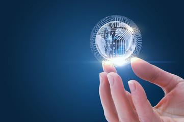 Global business technology.