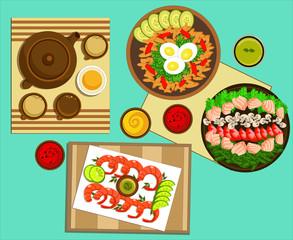 asian food menu restaurant chinese