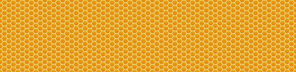 Vektor Honey Comb background patern, repeatable