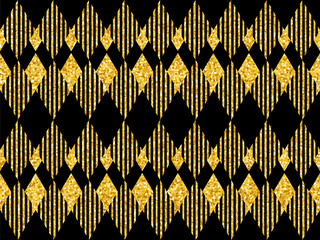 GOLDEN GLITTER SPARKLES BACKGROUND 1