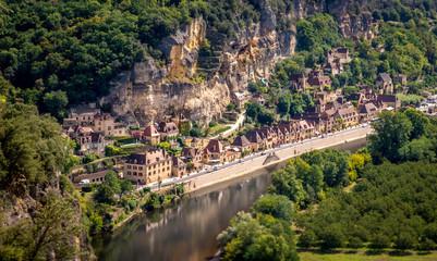 Village de la Roque Gageac, Dordogne