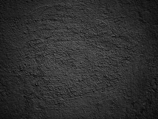 black wall texture grunge background