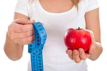 Try the new apple-diet