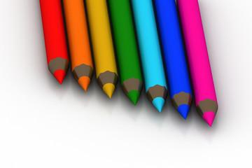 Crayon color pencil`