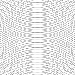 Concentric circle thin lines background pattern