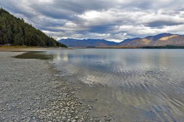 Lake Tekapo, South Island of New Zealand