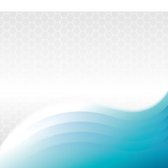 wave water background icon vector illustration design