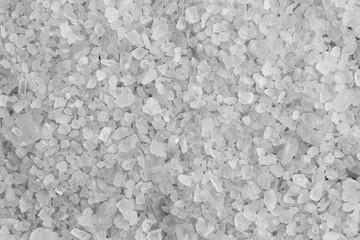 Sea salt crystals Wall mural