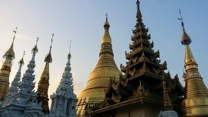 Świątynia w Birmie