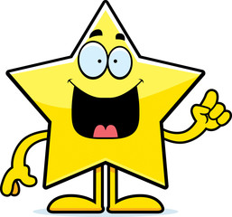 Cartoon Star Idea