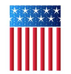 USA American Flag vector