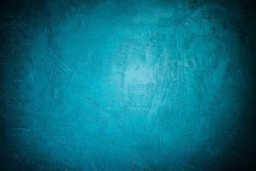 textured wall blue. Blue background and texture wall