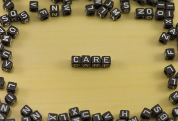 The emotion of care as a state