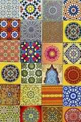 Wandfiesen in Marokko