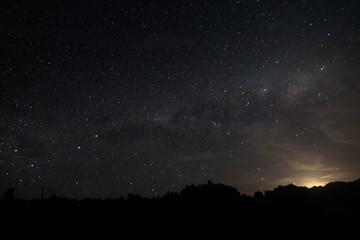 Night Sky Newzealand