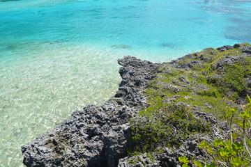 Natural Pool, Isle of Pines, New Caledonia, Pacific Ocean