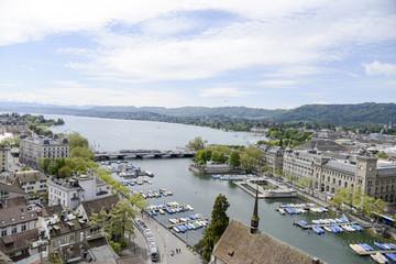 スイス 街並み