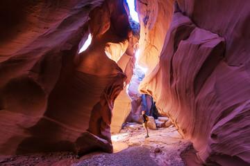 Happy canyon