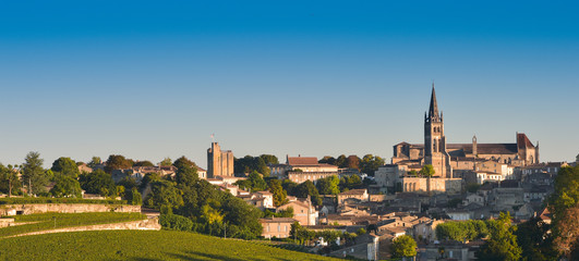 Saint-Emilion, UNESCO World Heritage Site, France
