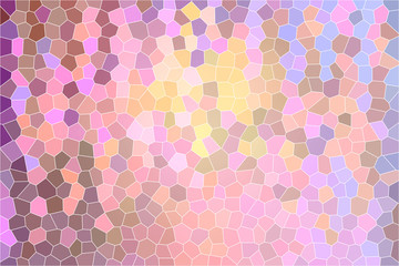 square pastel color abstract for a background.