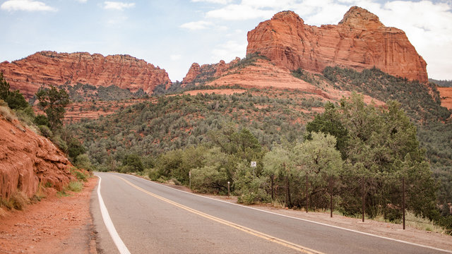 California, Nevada, Arizona, New Mexico