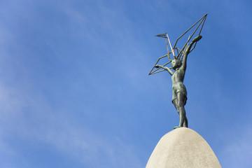 原爆の子の像 平和記念公園